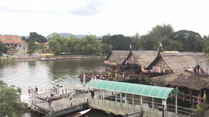 Kanchanaburi bangkok thailand