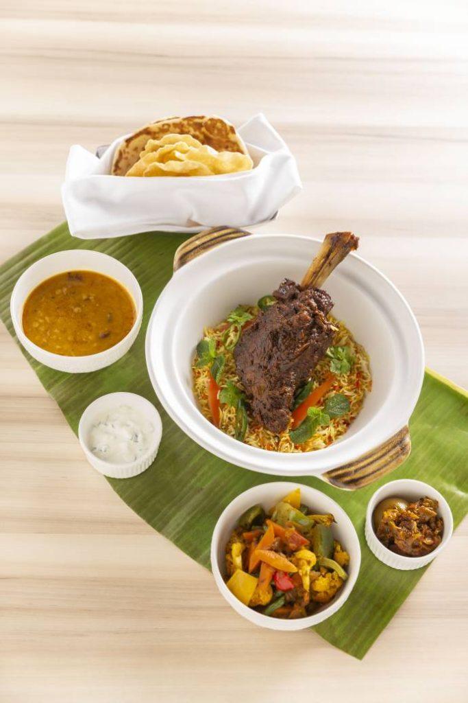 RISE_Lamb Shank Nasi Biryani for two